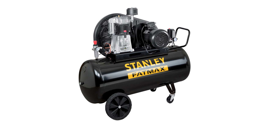 Probe brings Stanley Fatmax air compressors and tools to SA