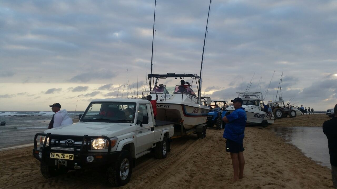Probe part of the action at prestigious Billfish 15000 tournament, Sodwana Bay