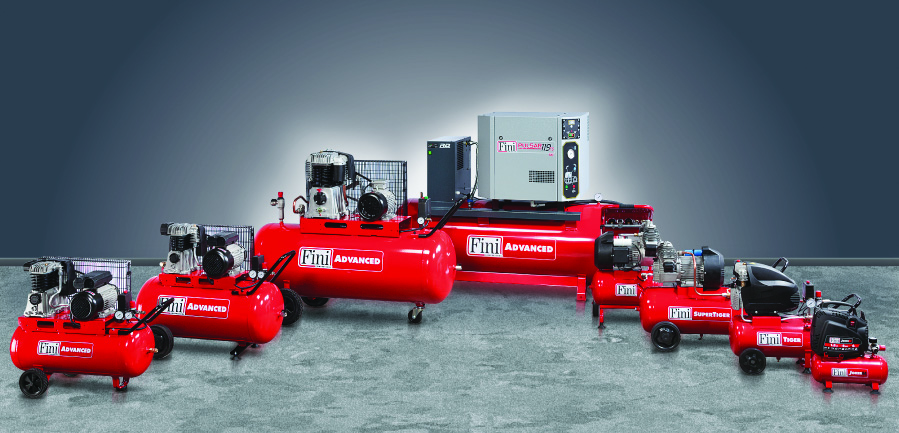 Probe taking the air compressor market by storm